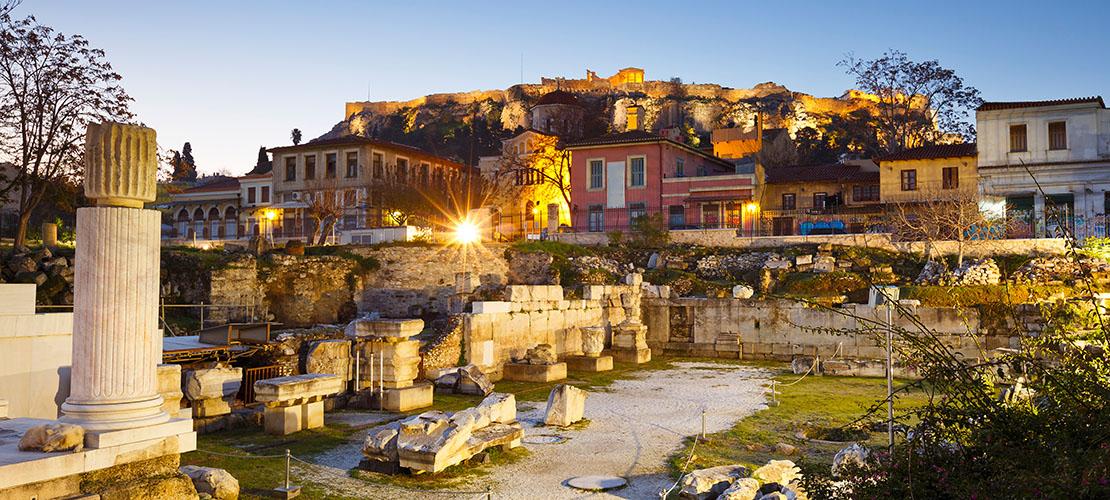 Special Trips In Greece Athens City Break